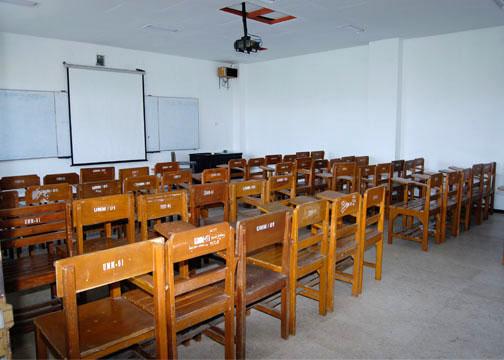 Ruang Kelas Universitas Muhammadiyah Malang